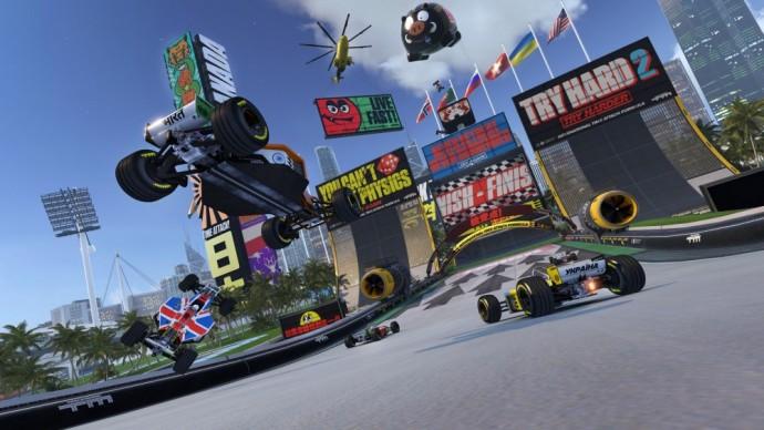 TrackMania Turbo - Maj PlayStation Store