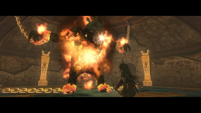Twilight Princess HD Boss