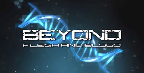 Logo Beyond Flesh and Blood