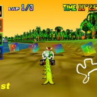 Émulateur Mario Kart 64