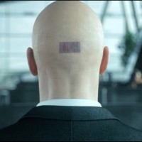 Hitman tatouage de l'agent 47