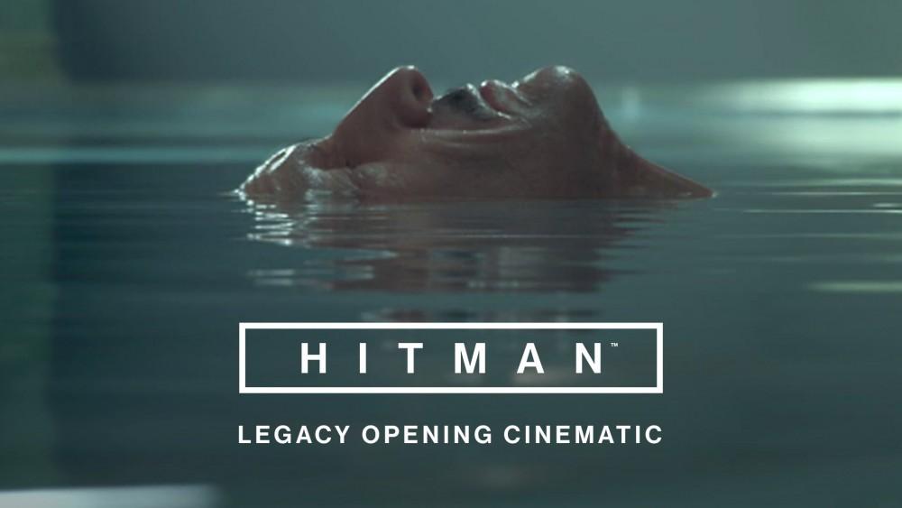 L'affiche de Hitman Legacy
