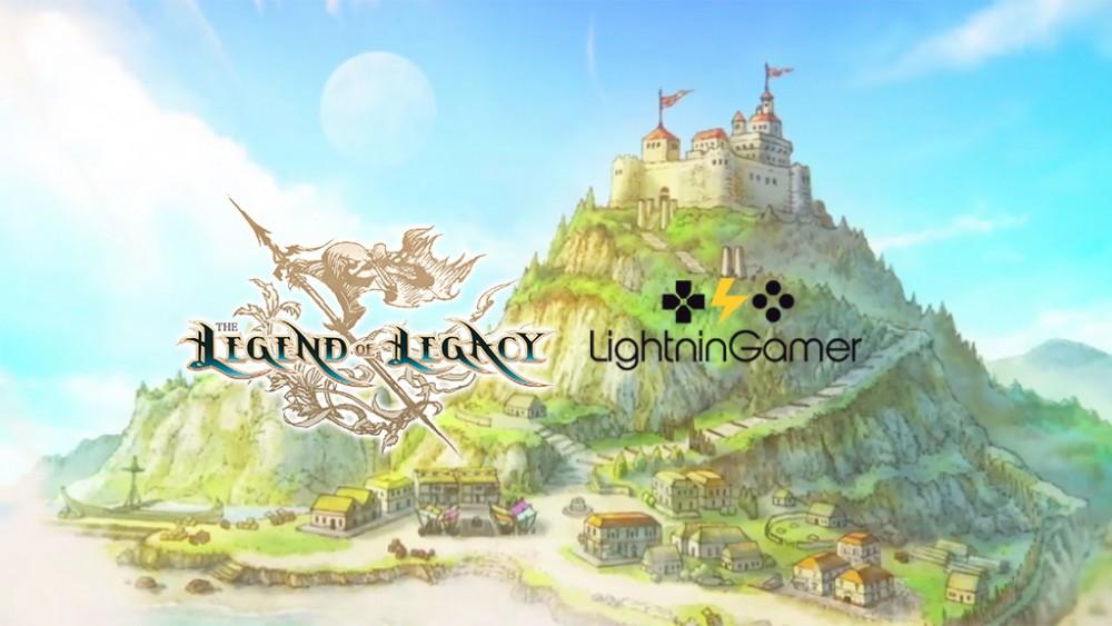 concours Legend of Legacy sur LightninGamer