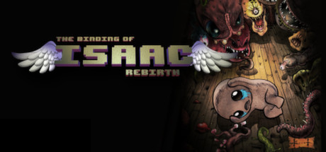 The Binding of Isaac logo