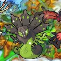 pokémon X Y Z Légendaire