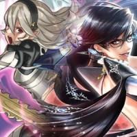 Bayonetta et Corrin - Super Smash Bros