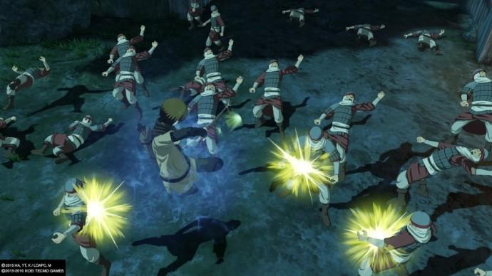 Arslan The Warriors of Legend - PlayStation 4