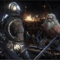 Dark Souls III Dialogue