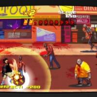 Dead Island Retro Revenge combat de rue avec zombies