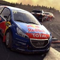DiRT Rally Drift en 208