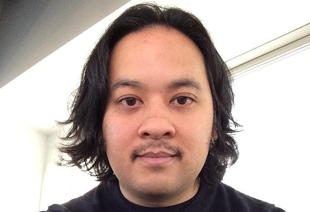 Eric Medalle selfie