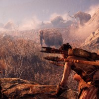 Far Cry Primal chasse au mammouth