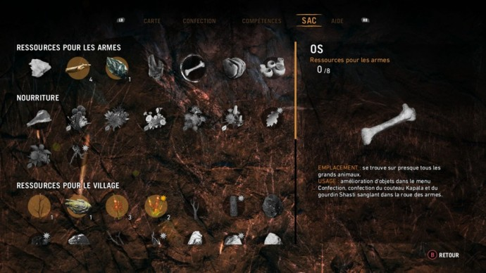 Far Cry Primal ressources