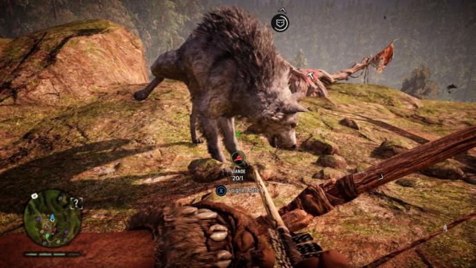 Partie de chasse sur Far Cry Primal