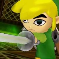 Link cartoon dans Hyrule Warriors
