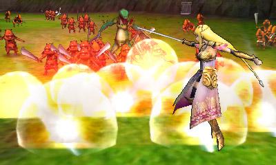 Zelda dans Hyrule Warriors: Legends