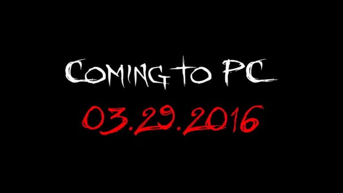 Date de sortie PC de NightCry