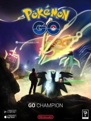 Pokémon GO Méga-Rayquaza