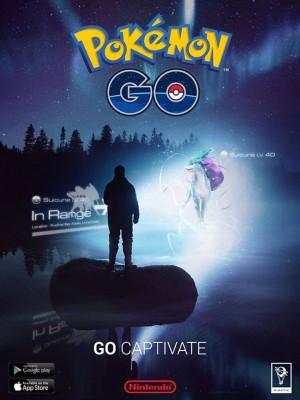 Pokémon GO Suicune