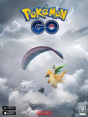 Pokémon GO Dracolosse