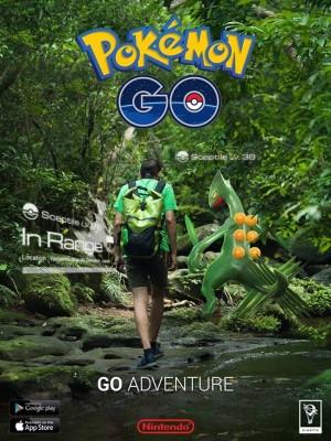 Pokémon GO Jungko