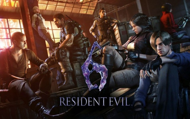 Resident evil 6 playstation store