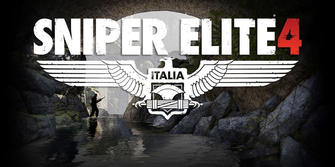 Logo de Sniper Elite 4