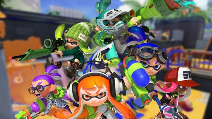 Personnages Splatoon