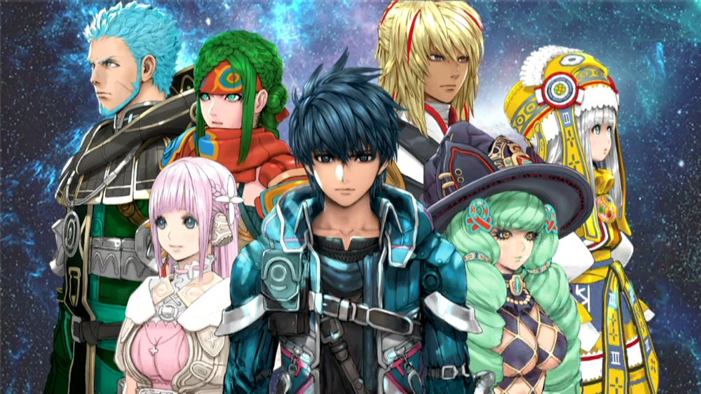 Star Ocean 5 les personnages