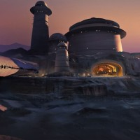 la palais de Jabba