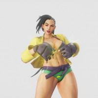 Street Fighter V costume alternatif Laura