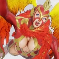 Street Fighter V costume alternatif R Mika
