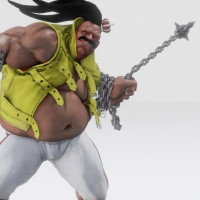 Street Fighter V costume alternatif Birdie