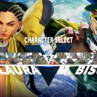 Street Fighter V costume alternatif Laura et Bison