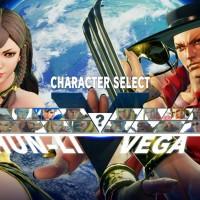 Street Fighter V costume alternatif Chun-Li et Vega