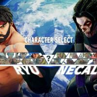 Street Fighter V costume alternatif Ryu et Necalli
