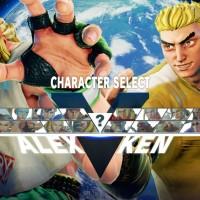 Street Fighter V costume alternatif Alex et Ken