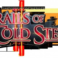 The Legend of Heroes: Trails of Cold Steel II Logo sur fond blanc