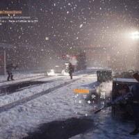Tom Clancy's The Division personnage à couvert