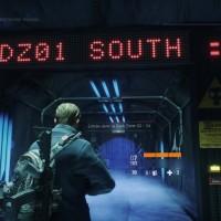 Tom Clancy's The Division l'entrée de la dark zone