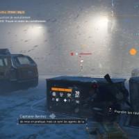 Tom Clancy's The Division quand la brume et la neige s'invitent à la soirée