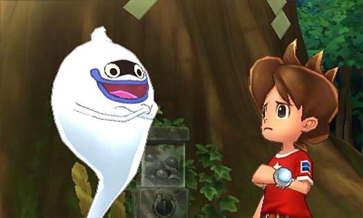 Yo-Kai Watch rencontre