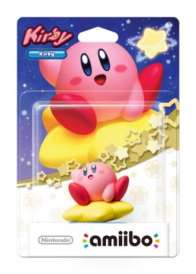 Kirby Planet Robobot amiibo Kirby