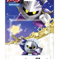 Kirby Planet Robobot amiibo Meta Knight