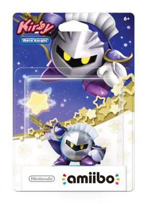 Kirby Planet Robobot amiibo Meta Knight