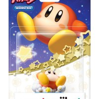 Kirby Planet Robobot amiibo Waddle Dee