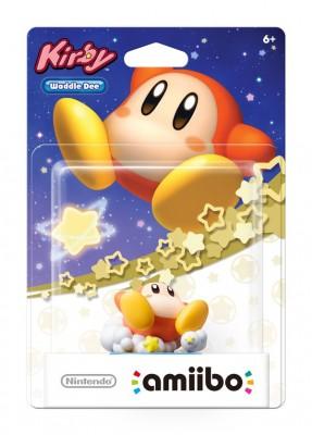 Kirby Planet Robobot amiibo Waddle Dee
