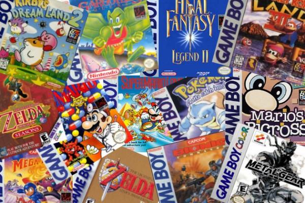 iOS plusieurs jeux Gameboy