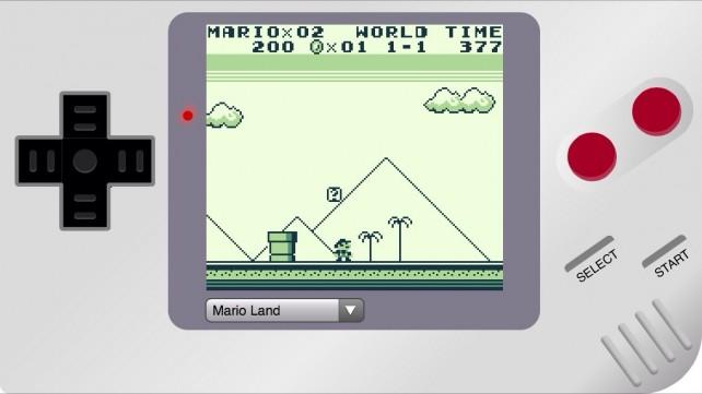 iOS Mario Land