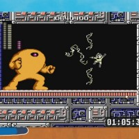 Mega Man Legacy Collection boss Yellow Devil